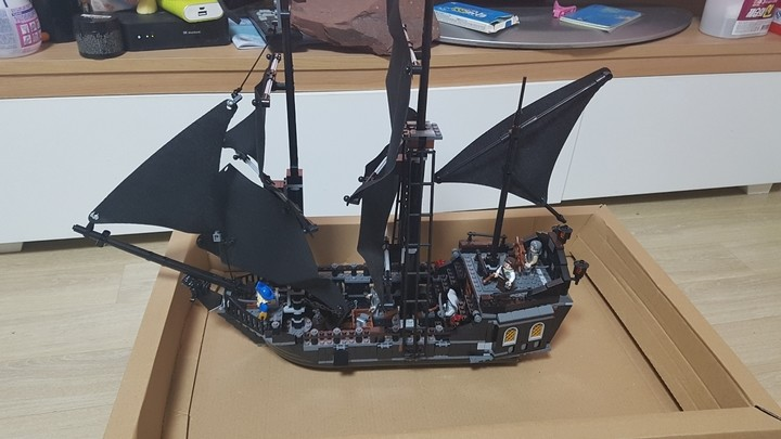 b55e2dd8927 레핀 캐리비안의 해적 블랙펄 (16006)' 최저가 검색 - 에누리가격비교
