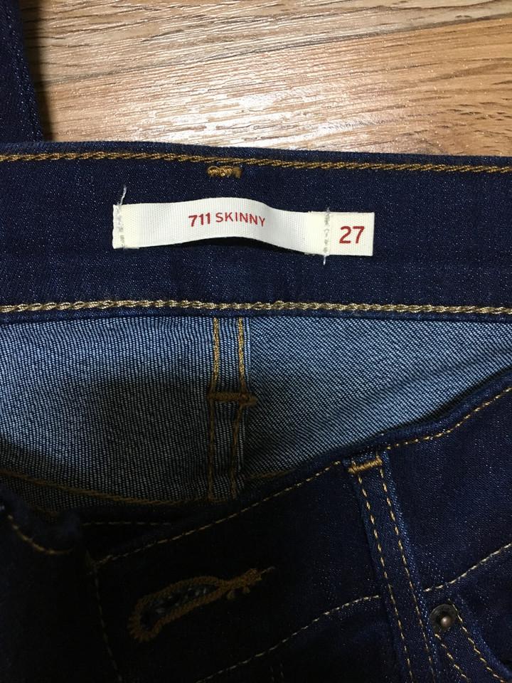 3eb34af901c 리바이스 여성 711 아시아 스키니진 19560-0008 종합정보 행복쇼핑의 ...